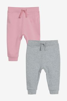 2 Pack Joggers (0mths-2yrs)