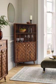 Lloyd Corner Cupboard Shelf