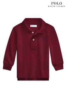 Polo Ralph Lauren Red Logo Polo