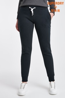 Superdry Navy Joggers