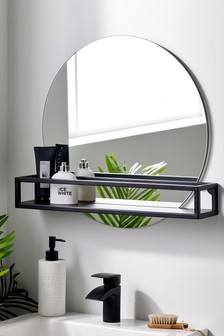 Shelf Wall Mirror