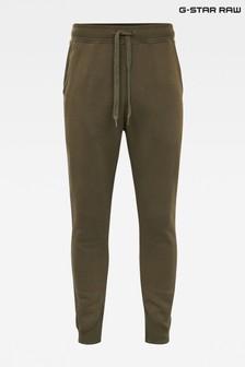 מכנסי פוטרמובחרים ירוקים של G-Star דגם Type C