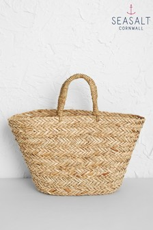 Seasalt Natural Tying Shed Basket