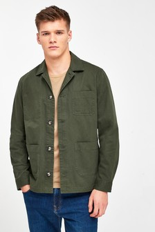 Košilová bunda