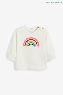 Benetton Langärmeliges Shirt