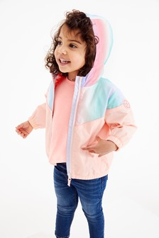 Colourblock Cagoule (3mths-7yrs)