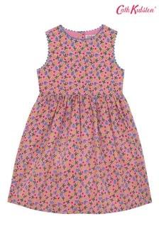 Cath Kidston Charlotte Kleid mit Blümchenmuster, Pink
