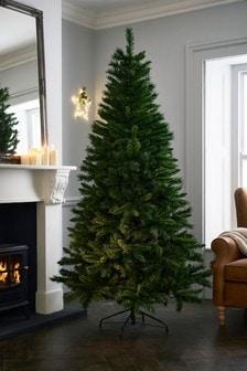 Sapin de Noël Forest Pine 7 pieds sans lumière