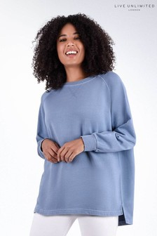 Live Unlimited Mid Blue Sweatshirt