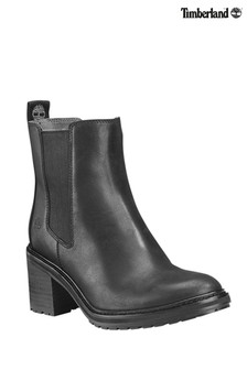 Timberland® Sienna 高筒Chelsea 皮靴