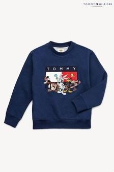 Tommy Hilfiger Looney Tunes Crew Neck Sweatshirt