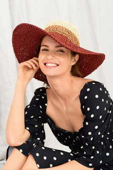 Floppy Crochet Hat