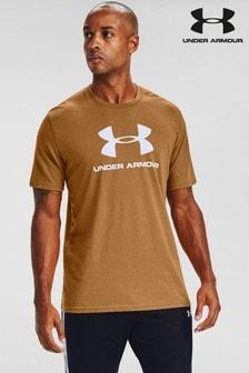 חולצת טי עם לוגו של Under Armour