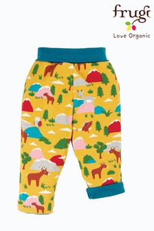 Frugi GOTS Organic Reversible Jeans - Chambray And Farm