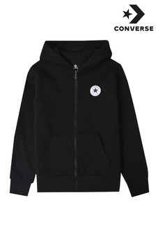 Converse Youth Chuck Patch Full Zip Hoody