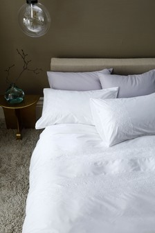 Loma Bettbezug und Kissenbezug im Set
