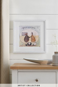 Artist Collection Feels Like Home By Sam Toft Framed Art
