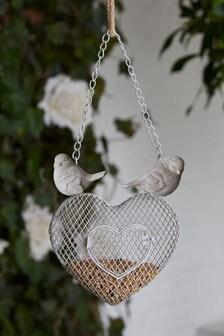 Heart Bird Feeder (287571) | $23