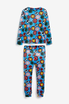 Marvel® Fleece Pyjamas (3-12yrs)