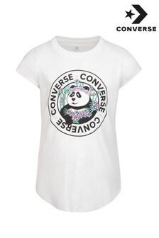 Converse Junior Pandamonium T-Shirt
