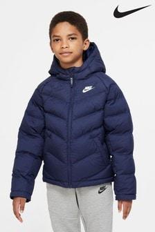Nike Wattierte Jacke