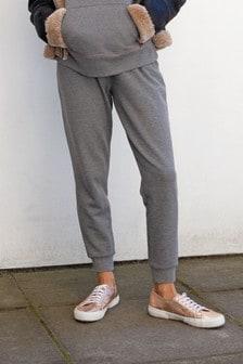 Спортивные брюки цвета металлик