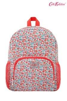 Большой детский рюкзак кремового цвета с цветочным принтом Cath Kidston® Ashbourne Ditsy