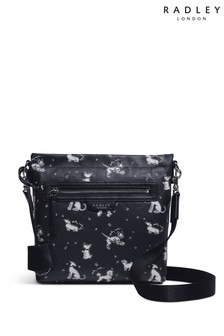 Radley London Maple Cross Fun Pups Small Zip Top Crossbody Bag