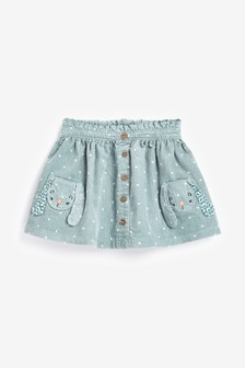 Bunny Cord Skirt (3mths-7yrs)
