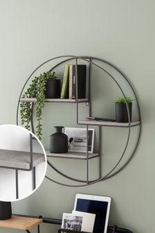 Concrete Effect Multi Shelf (288446) | $65
