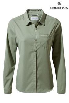 חולצה בצבע ירוק דגם Kiwiשל Craghoppers