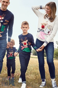 Womens Christmas Jumper