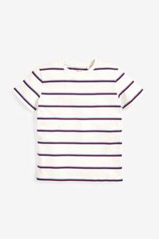 Red/Blue Stripe T-Shirt (3 – 16 rok.)