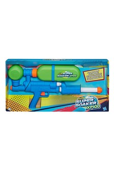 Pistola de agua Super Soaker XP100 Blaster de Nerf
