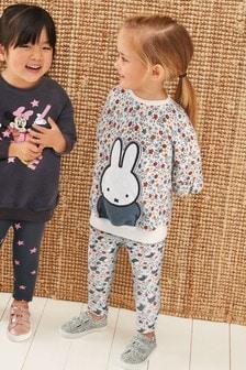 Miffy印花套頭上衣及內搭褲套裝 (3個月至7歲)