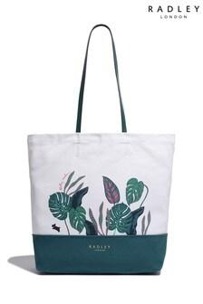 Radley London Cream Winter Gardens Large Premium Tote Bag