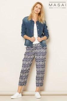 Masai Blue Petrina Trousers