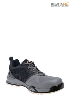 Regatta Red Mortify S1P Safety Trainers