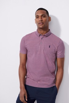 Stripe Regular Fit Polo