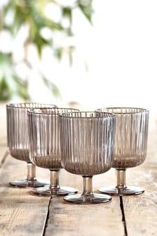 Malvern Set of 4 Wine Glasses