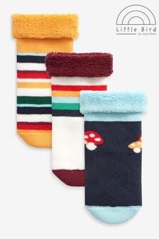 Little Bird Rainbow Socks 3 Pack