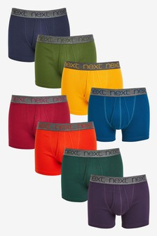 A-Fronts Pure Cotton Eight Pack