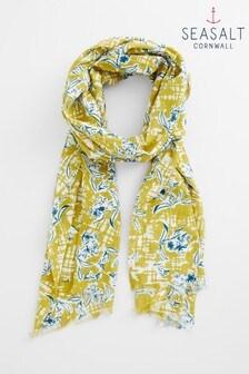 Żółty szal Seasalt New Everyday