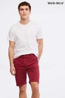White Stuff Portland Overdye Organic Chino Shorts