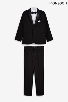 Monsoon Black Benjamin Tuxedo
