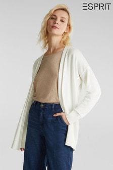 קרדיגן של Esprit דגם Sweater בבז'