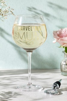 Mother's Day Wine Glass Gift Set