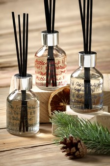 Set of 3 Christmas Time 40ml Diffusers