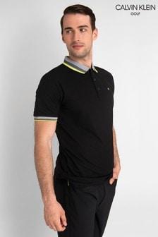 قميص بولو لامع من Calvin Klein Golf