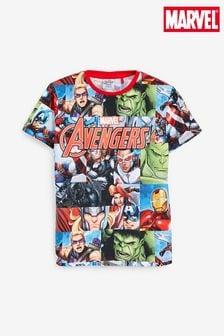 Avengers Print T-Shirt (3-16yrs)